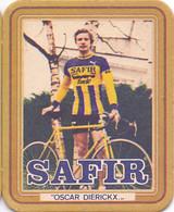 #D244-017 Viltje Safir (blauw) - Beer Mats