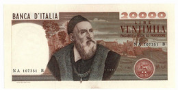 Italia - 20.000 Lire 1975 Tiziano - 20000 Lira