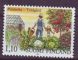 Finlande / Finland 1982 Horticulture Y&T N° 862 MNH** - Sin Clasificación