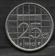 25 Cents 1990 - 1980-… : Beatrix