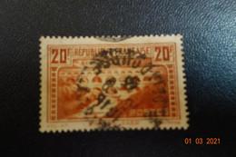 France 4 PONT DU GARD  N°262 Obl - Liberation