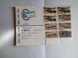 Venda Registered, 4 Rand, THOHOYANDOU  1994 03 01 - Venda