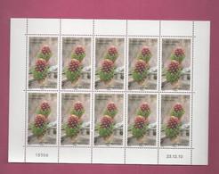 YT N° 994**en Feuille - Fleur De Mélèze - Neufs