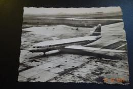 CARAVELLE A MARIGNANE    MARSEILLE 1958 - Airplanes