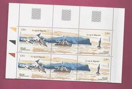 YT N° 974** Et 975** En Bloc De 4 - Le Cap De Miquelon - Neufs
