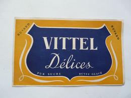 VIEUX PAPIERS - BUVARD : VITTEL - V