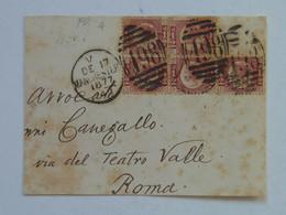 Fragment Machester 1877 - Cartas