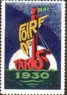 Vignette Foire De Paris 1930 - Autres