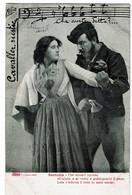 Opéra   Cavalleria Rusticana De Mascagni:  Lot De 16 Cpa Dont Une Série Complète Par Alterocca-Terni Et NPG - Opera