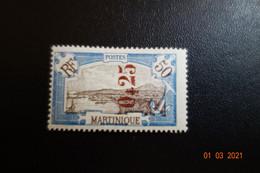 MARTINIQUE N°110* MH - Neufs