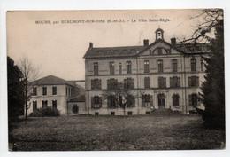 - CPA MOURS (95) - La Villa Saint-Régis - Edition Frémont - - Mours