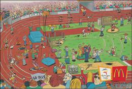 Australia Postcard 2000 Sydney Olympic Games From McDonalds - Mint (G125-56) - Sommer 2000: Sydney
