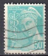 France 1942 - Mi.560 - Used - Oblitéré - 1938-42 Mercure