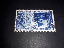 """A8MIX19 REGNO D'ITALIA 1932 DECENNALE MARCIA SU ROMA C. 35 """"XO"""" - Usados"""