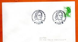 57 METZ L' INSTITUTION DE LA SALLE   1988 Lettre Entière N° JK 711 - Cachets Commémoratifs