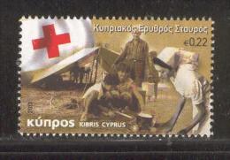 Cyprus 2013 Red Cross MNH - Nuevos