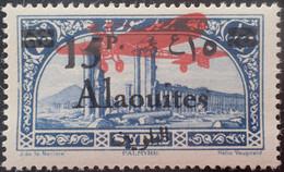 R2452/137 - 1929 - COLONIES FR. - ALAOUITES - POSTE AERIENNE - N°13 NEUF* - Neufs
