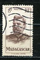 MADAGASCAR (RF) : JOFFRE - Yvert N° 316 Obli - Oblitérés