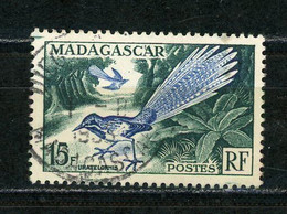 MADAGASCAR (RF) : OISEAU - Yvert N° 324 Obli - Oblitérés