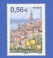 FRANCE 4337 NEUF ** MENTON - Ongebruikt