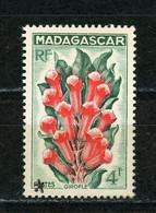 MADAGASCAR (RF) : VANILLE - Yvert N° 333 Obli. - Oblitérés
