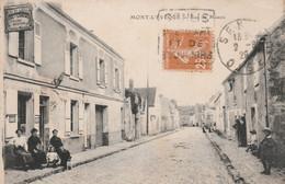 MONT-L' EVEQUE (Oise)  - Rue De Meaux - Otros Municipios