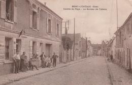 MONT-L' EVEQUE (Oise)  - Centre Du Pays - Le Bureau De Tabacs - Otros Municipios