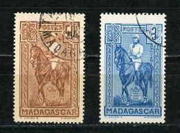 MADAGASCAR (RF) - DIVERS - N° Yvert 214+190 Obli. - Oblitérés
