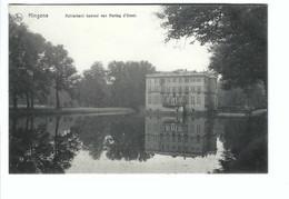 Hingene   Achterkant  Kasteel Van Hertog D'Ursel - Bornem