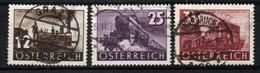 AUTRICHE 1937 O - Usados