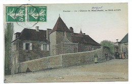 19 - BAS-AYEN - Château - CPA - Zonder Classificatie