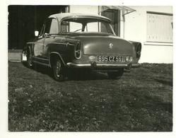 PHOTO ORIGINALE / AUTOMOBILE SIMCA ARONDE - Automobili