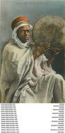 WW ALGERIE. Nègro Jouant Du Tam-tam - Men