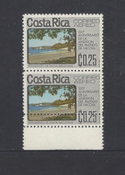 Costa Rica Nicoya Party Annexation, Double Perf Horizontal,Mena A646b MNH 1975 - Costa Rica