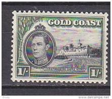 PGL DC0511 - BRITISH COLONIES GOLD COAST COTE DE L'OR Yv N°121 * - Goldküste (...-1957)