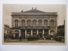 CAHORS Le Théâtre - CPA 46 LOT Bâtiment Et Architecture - Cahors
