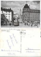 Helsinki. Hakaniemi.  Viaggiata 1957, Tram - Sin Clasificación