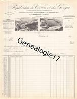 38 3167 VOIRON ISERE -vierge- PAPETERIES DE VOIRON ET DES GORGES Mr GUERIMAND - ARNAUD Usine Des Sarrazins - Imprimerie & Papeterie