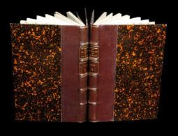 [Reliures] STENDHAL - Le Rouge Et Le Noir. 2/2. - 1801-1900
