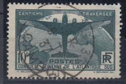 +France 1936. Traversée Atlantique. Yvert 321. Michel 327. Oblitéré. Cancelled. - Usados