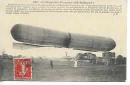 Aviation Dirigeable Français DE MARCAY       ...G - Luchtschepen