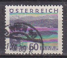 K2549 - AUSTRIA Yv N°386 - Usados