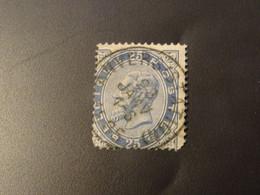BELGIQUE 1883 Léopold II - 1883 Léopold II