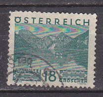 K2544 - AUSTRIA Yv N°381 - Usados