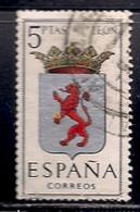 ESPAGNE    N°   1214   OBLITERE - 1961-70 Usados