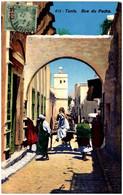 TUNIS - Rue Du Pacha - Tunisia