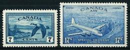 Canadá Nº A-11/12 Nuevo Cat.11€ - Aéreo