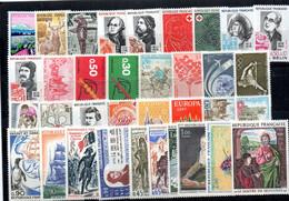 Año Completo De 1972  Francia - 1970-1979