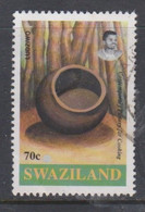 SWAZILANDIA, USED STAMP, OBLITERÉ, SELLO USADO. - Swaziland (1968-...)