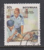 BOTSWANA, USED STAMP, OBLITERÉ, SELLO USADO. - Botswana (1966-...)